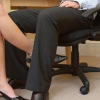 T-pisode 95: Office Sex. Don't Do It!