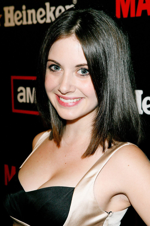 Santa, for Christmas just leave me a cute, funny girl like Alison Brie under my tree please. Thank you.