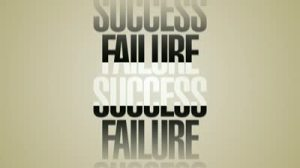 Try to turn every failure into success. No matter what it takes. Thank me later.