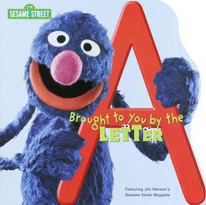 This may possibly be the only time I'll get to use a Sesame Street pic on T-blawg. And Grover is the shit by the way!