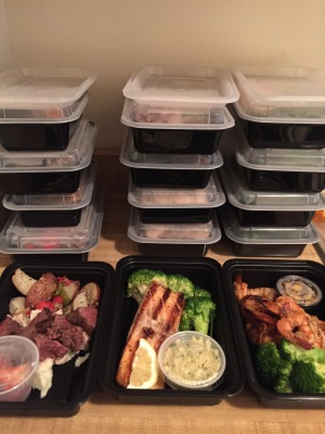 16 weeks of meals prepared specifically for me! Thug life!!! Healthy thug life…but still…thug life. I'll never stop using thug life. Deal with it.