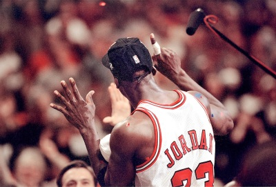 There is only one Jordan. There is only one T. Didn't invent the game, just the best to ever do it.