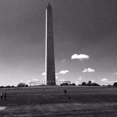 I really wanted to get closer to the Washington Monument to take a bunch of pics but the woman I was with at the time got very upset over walking around and doing touristy things on vacations so you just have to enjoy this single one. I am so sorry but now you know how I felt. LOLz.